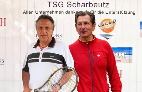 Wolfgang Burmester & Harm Eilts