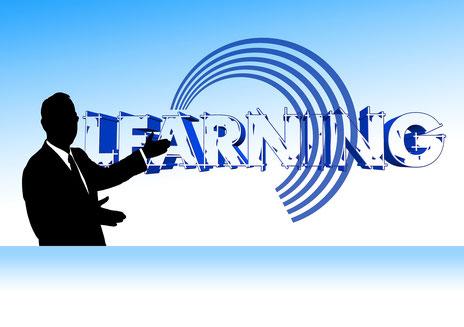 learning, coaching, teaching
