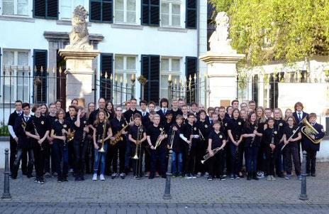 Städtischer Musikverein Erkelenz Juniorband 2017