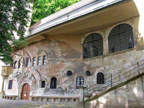 © Traudi  -  Felsenkirche St. Salvator in Schwäbisch Gmünd