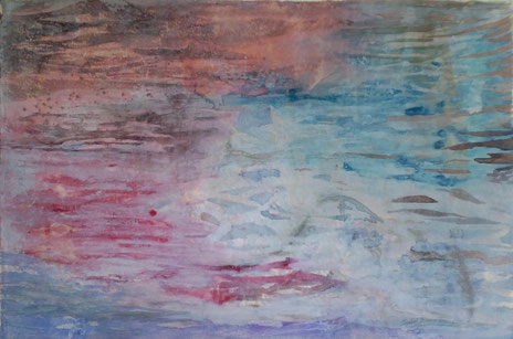 """Serie """"Agua"""" 2014. 35 x 50 cm. Colección privada."""