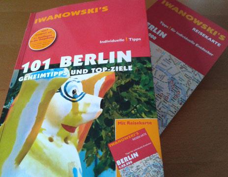 101 Berlin - Reiseführer von Iwanowski: Geheimtipps und Top-Ziele