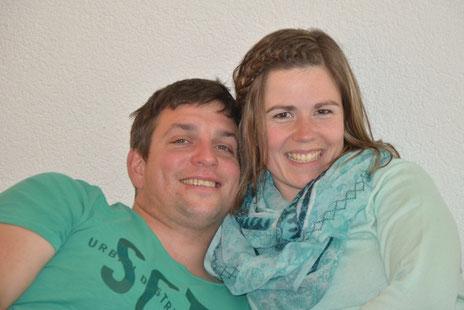 Ihre Gastgeber Andreas und Lilian Pfister