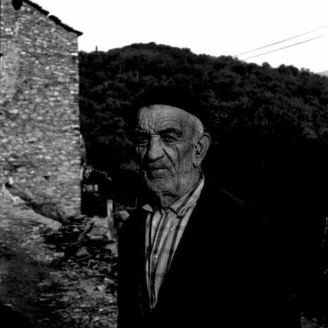 Antonio auf der Ostseite des Ripaltas