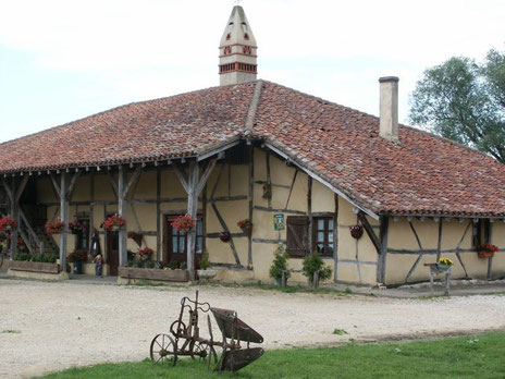 Ferme bressane traditionnelle