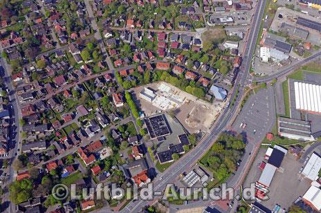 Aurich Emder Strasse Kino Neubau