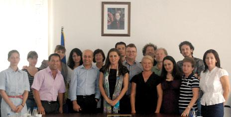 Fachkräfte-Austausch 2013