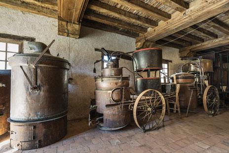 Alambic, Musée des Métiers