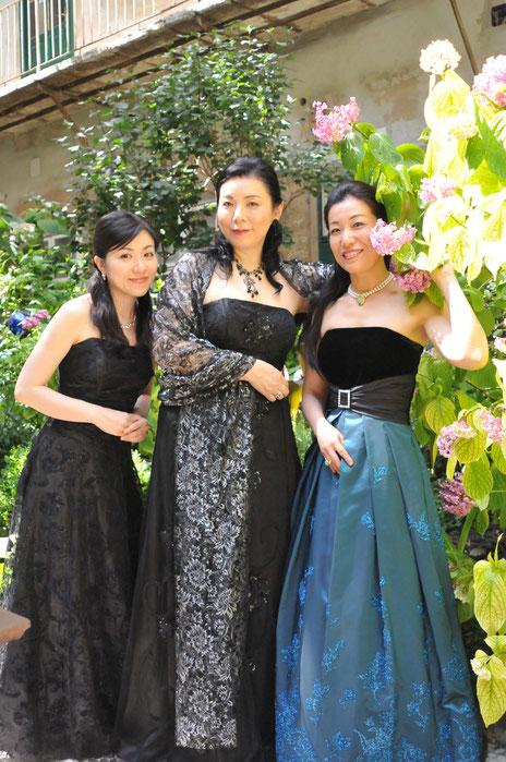 Ensemble Felicia - Taeka Hino, Tomoko Mayeda, Yuumi Yamaguchi