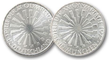 10 Dm Münzen Kurzbach Münzhandel