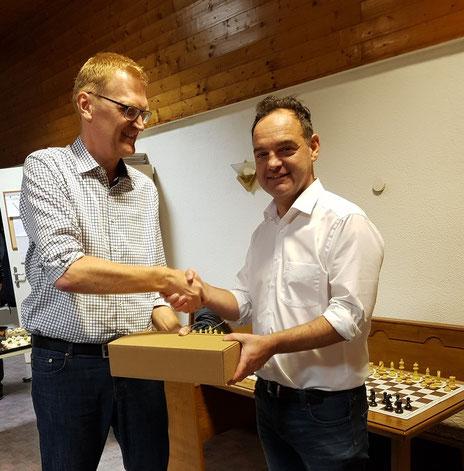 Verein Jugendschach Kundl Stefan Totschnig