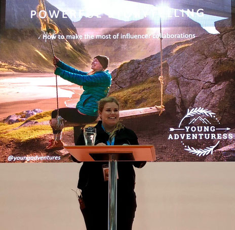 found adventuress, liz Carlson, Elisabeth Carlson, Blogger, Reisen, Neuseeland, The North Face