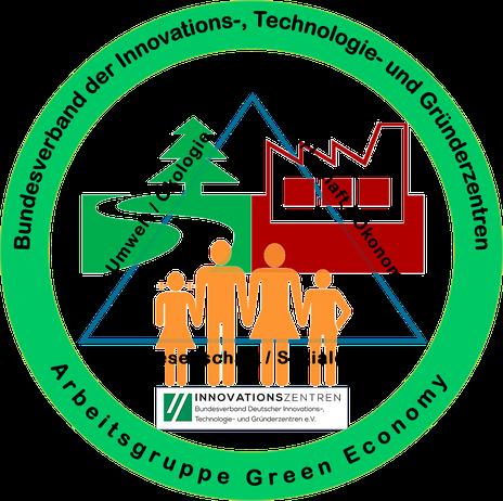 Thema Nachhaltigkeit bei der AG Green Economy des BVIZ