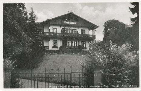 Haus Hubertus 1940