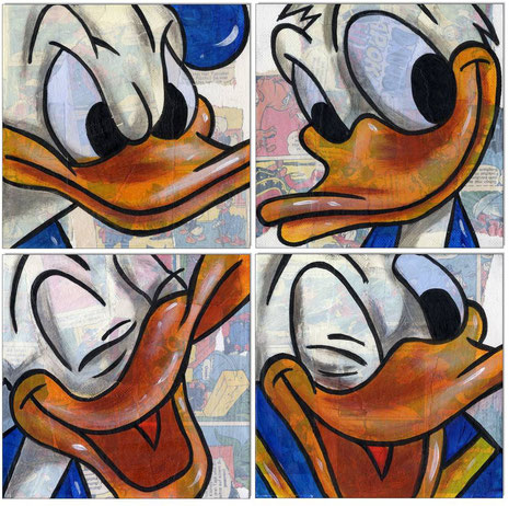 Donald Faces VIII