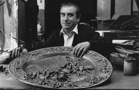 """Retratos de Toledanos Colección de retratos inéditos """"Toledanos"""" 1987-1991 Renate Takkenberg-Krohn"""