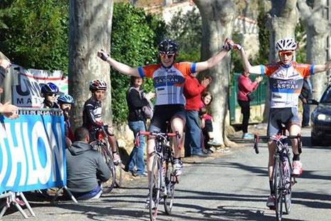 CREUSO-LLINARES: la victoire partagée