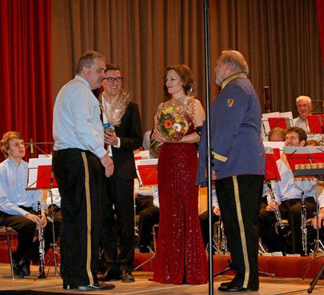 Konzert mit Eisenbahner Musikverein Attnang-Puchheim & Felix Schifflhuber 2014
