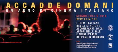 Accadde Domani 2018 Cinema Le Grazie Bobbio