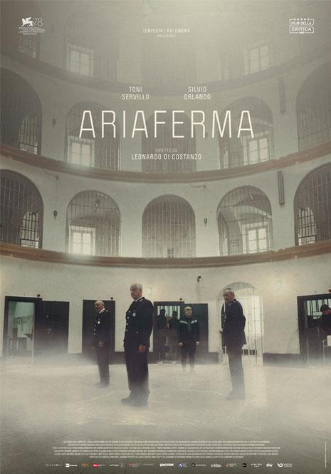 ARIAFERMA giovedì 11, venerdì 12, sabato 13, domenica 14: ore 21:15 sabato 20, domenica 21: ore 18:30 #Ariaferma