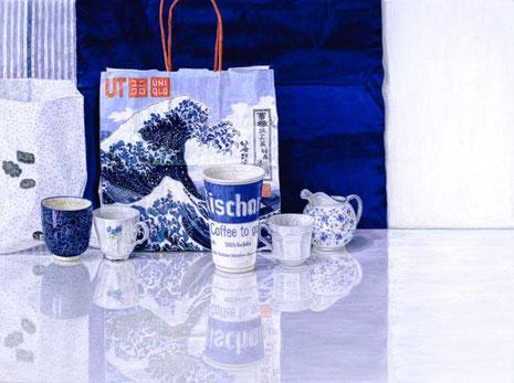 Sabine Christmann, Malerei, Painting, 2021