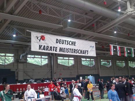 Deutsche Meisterschaft Karate Erfurt