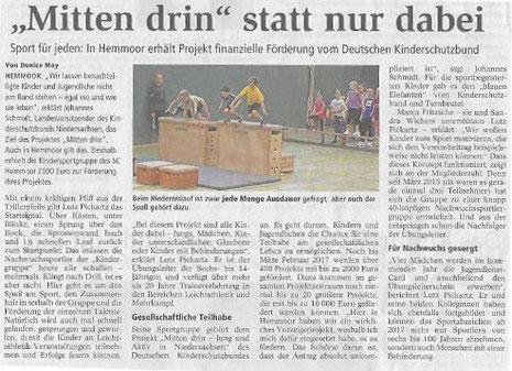 Niederelbezeitung vom 15.11.2016