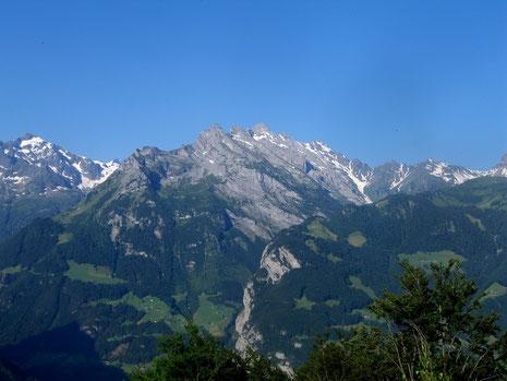 Hoch Geissberg - Rundstock - Sunnigen Stöck