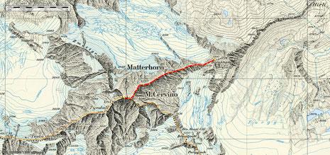 Matterhorn - Hörnligrat