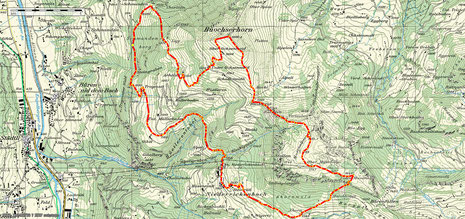 Buochserhorn - Musenalp 2D