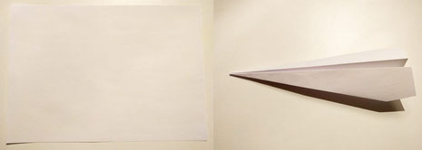Papierflieger basteln - vom Blatt zum Flieger
