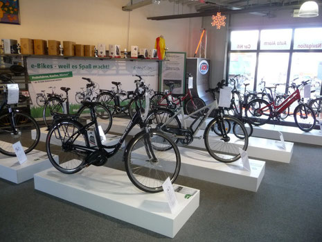 eBike Elektrorad Shop in Hamm