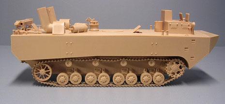 Beachte die korrekten Leiträder des Pzkw IV, Ausf. C