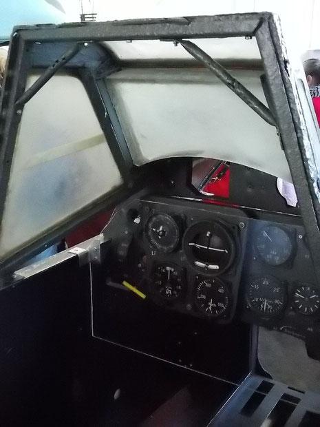 Originalcockpit Me 109 E