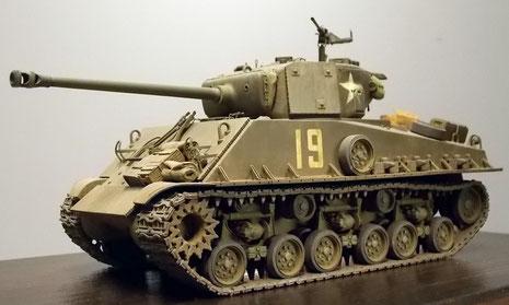 Der stärkste Sherman aller Baureihen-ein Kraftprotz!