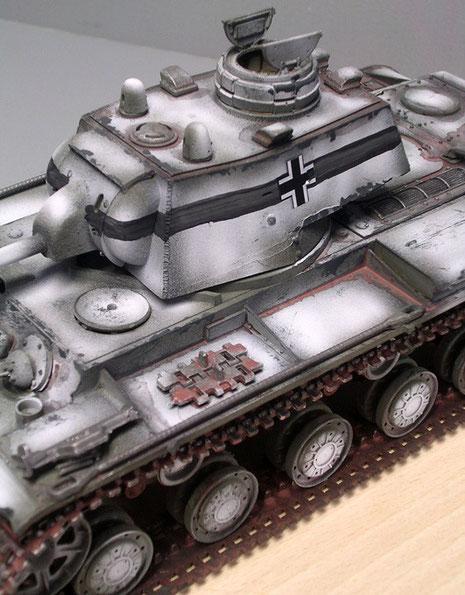 Nur wenige deutsche Ausrüstungsgegenstände wie z.B. Wagenheber wurden dann truppenseitig ergänzt.