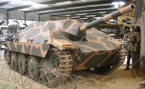Jagdpanzer 38 Hetzer in perfektem Zustand!