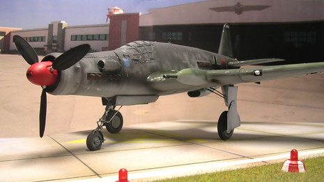 Modellgröße circa 40x40cm