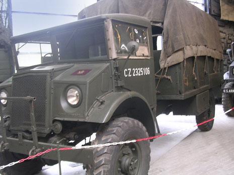 Morris CWT truck