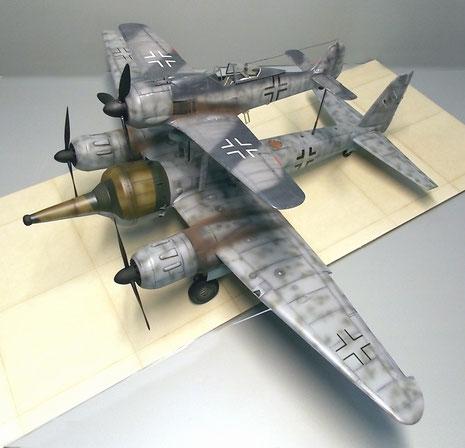 Fazit: ein tolles Modell mit hohem Schwierigkeitsgrad-demnächst im Diorama!