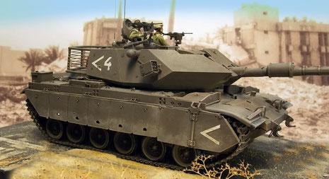 So hat sich die Silhouette des M60 komplett verändert.