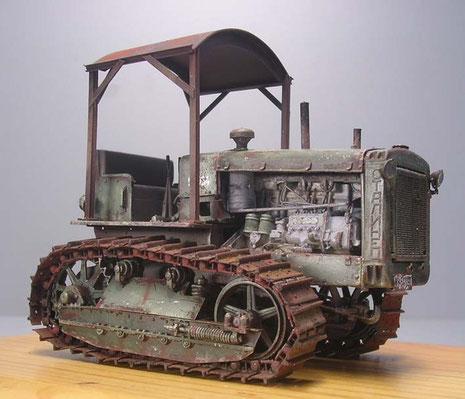 Motor- und der korrekte Kühler (Beschriftung!) sind nun feine Details.