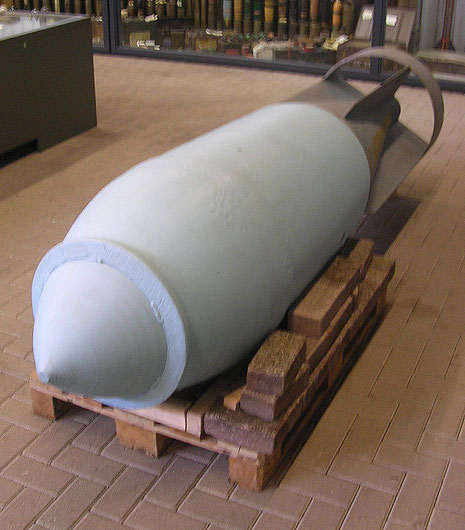 1000 kg Bombe