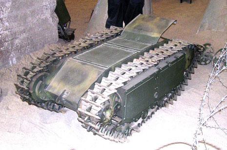 Ferngesteuerter Sprengpanzer Goliath