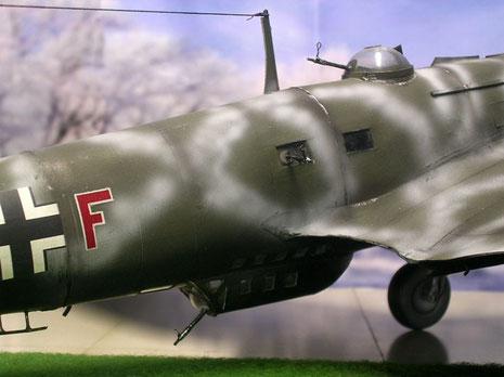 Die H-Serie hatte nun verstärkte Bewaffung und stärkere Motoren.