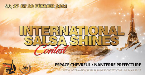 International salsa shines contest 2021