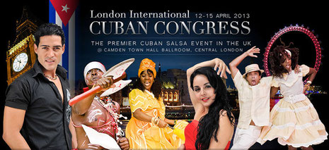 London international cuban congress 2013