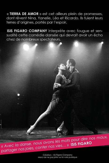 Isis Figaro Company: Tierra de Amor