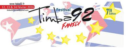 Festival Timba92 - 2016