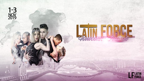 Latin Force Newcastle Festival 2019